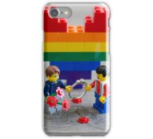 Committing to Equality iPhone Case/Skin