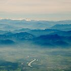 mountains in your memory appear closer than they are by andreasphoto