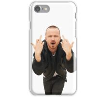 Aaron Paul Fuck You iPhone Case/Skin
