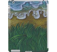 Life - water and grass iPad Case/Skin
