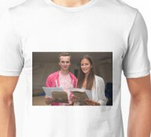 Charles Darwin School in Kent A Level results students 2015 Unisex T-Shirt