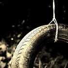 Tire Swing 2 by Emily  Redfern