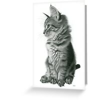 Whistful 2 Greeting Card