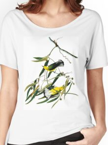 Prothonotary Warbler Women's Relaxed Fit T-Shirt