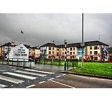 Free Derry Photographic Print
