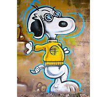 Snoopy...!!! Photographic Print