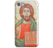 Jesus Christ Pantocrator iPhone Case/Skin