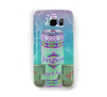 Neon Genesis Evangelion - Rei Ayanami - VAPORWAVE / AESTHETIC Samsung Galaxy Case/Skin
