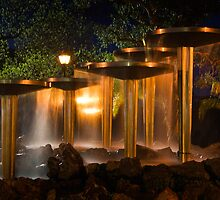 Renmark Fountain  by KathyT