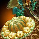 Pumpkin Pie anyone?? by Desirée Glanville