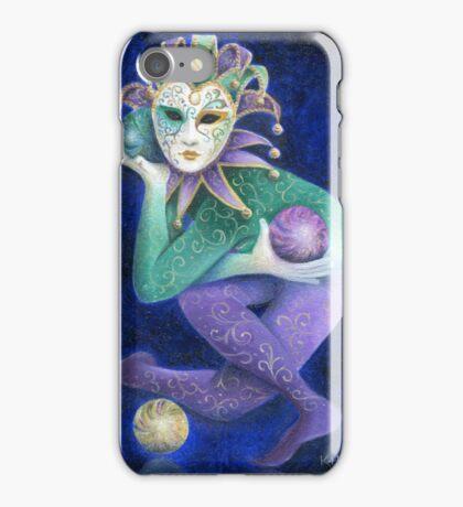 Carnivale Juggler iPhone Case/Skin
