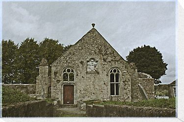 Old Church at Ballinamore by Julesrules