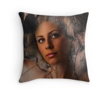 Inspired by Nature Throw Pillow