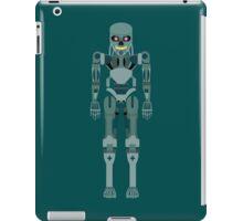 Terminator vector character fanart iPad Case/Skin