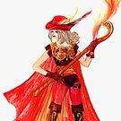 Red Mage by Rebecca Tripp