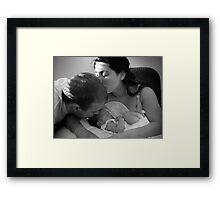 A very precious moment Framed Print