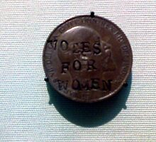 Votes for Women - spare a penny guv? by MikeShort