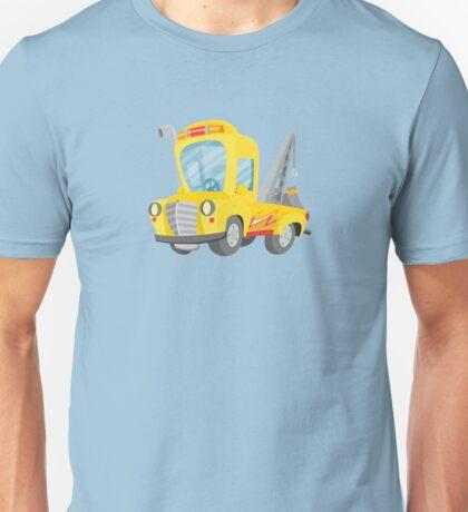 Tow Truck (Ground Vehicles) Unisex T-Shirt