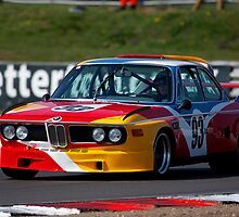 BMW CSL 3000cc by Norfolkimages