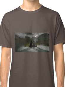 Jack the Ripper On the Hunt by Sarah Kirk Classic T-Shirt