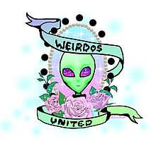 Weirdos United by OndreaMaysArt