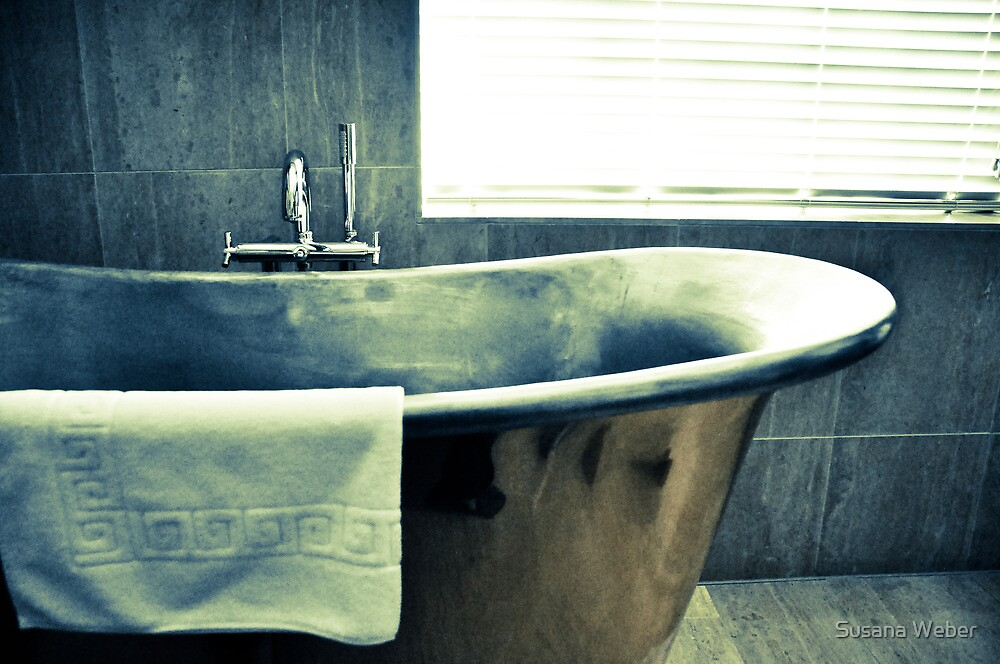 The Copper Tub by Susana Weber