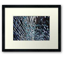 Fraction Framed Print