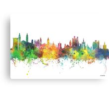 Cambridge Skyline Canvas Print
