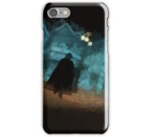 Jack the Ripper On the Hunt by Sarah Kirk iPhone Case/Skin