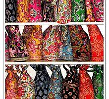 Colorful Vera Bradley by Guy Hoffman (aka creative365)