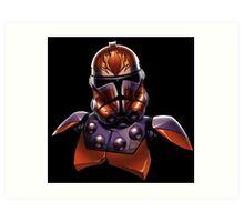 Star Wars - Stormtrooper - Magneto - X-men Art Print