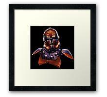 Star Wars - Stormtrooper - Magneto - X-men Framed Print