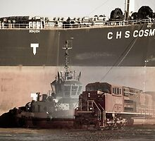 Iron Ore by 2rtphotography