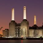 Battersea Colour by Adrian Hall