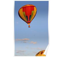 Up, Up, and Away! - Gatineau Balloon Festival Poster