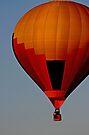Flying High - Gatineau Balloon Festival by Debbie Pinard