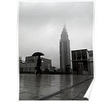 Shinjuku; City of mist Poster