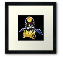 Star Wars - Stormtrooper - Wolverine - X-Men Framed Print