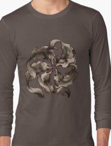 Circle of Wolves Long Sleeve T-Shirt