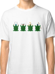 Mini Turtels Classic T-Shirt