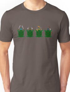 Mini Turtels Unisex T-Shirt