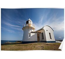 Tacking Point Lighthouse - Port Macquarie Poster