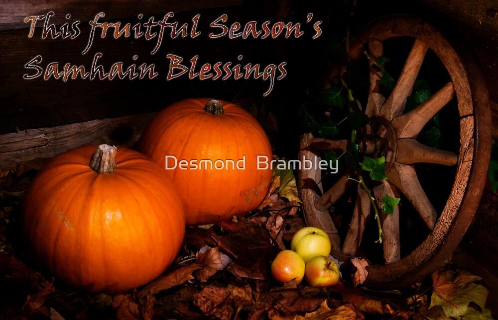 This Fruitful Season by Desmond  Brambley