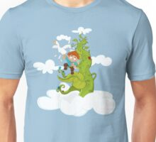 Jack and the Beanstalk Unisex T-Shirt