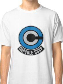 Capsule Corp Dragon Ball GT Z Kai Manga Classic T-Shirt