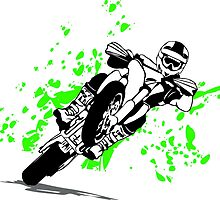 Supermoto Racing by Port-Stevens