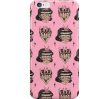 Gang ϟ Girl iPhone Case/Skin