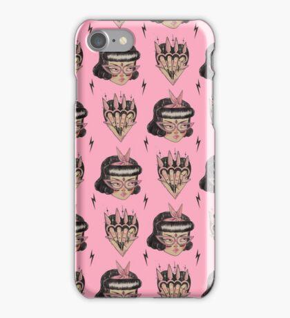 Gang ϟ Girl iPhone Case/Skin