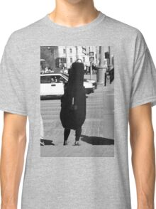 Person Double bass Classic T-Shirt