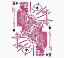 King Of Spades by drawsgood